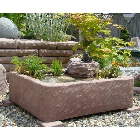 minteich wasserspiel brunnen wasserpflanzen pumpe frostfest. Black Bedroom Furniture Sets. Home Design Ideas